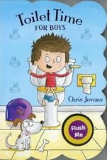 Toilet Time for Boys by Five Mile 4Th Ed.