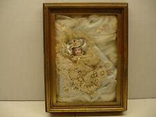 Vintage Picture Frame Doll