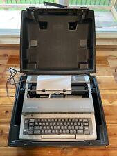 Smith Corona Electric Typewriter Memory Correct Messenger model 300 Amazing!