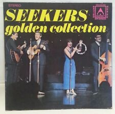 SEEKERS - vintage vinyl LP - Golden Collection - Gatefold