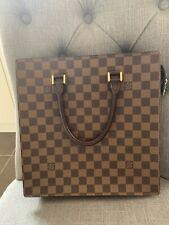 LOUIS VUITTON Damier Canvas Venice Sac Plat Bag
