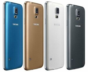 *NEW SEALED*  Samsung Galaxy S5 G900T T-MOBSmartphone/Shimmery White/16GB