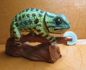 "Lizard Vintage New-Ray 1995 Chameleon , long 3 1/2"""