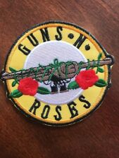 """Guns N Roses Rock & Roll Band Embroidered iron on PATCH 3.5"""""""