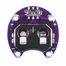 Coin Cell Battery Holder For LilyPad CR2032 Battery Mount Module For Arduino ZY