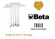 Beta 952 Snodo Snodi Serie chiavi a T snodate 6 PCS da 8-10-13-15-17-19 mm