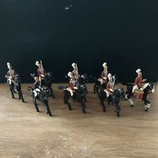 Heyde Recasts: British Life Guards. Size 2 48mm Figures. Post War