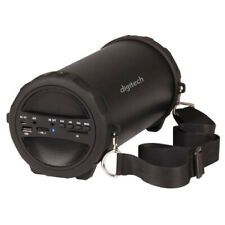 Digitech Portable Mini Boom Box with Bluetooth Technology