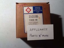NEW FSP WHIRLPOOL DRYER TIMER 310186 FREE SHIPPING