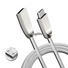 For Samsung Galaxy Micro USB Fast Charging Phone Data Sync Charger Braided Cable
