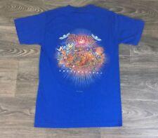 Santana Shirt 1999 90s Supernatural Album Tshirt Art Psychedelic Rock Tee Small