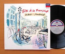 421 527-1 Fete A La Francaise Charles Dutoit Montreal SO 1989 Digital NM/EX