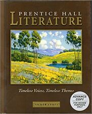 Prentice Hall Literature Silver Level  (Hardcover, Student Edition of Textbook)