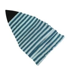 Durable 6' Surfboard Shortboard Stretch Sock Protector Gear Bag Green Stripe