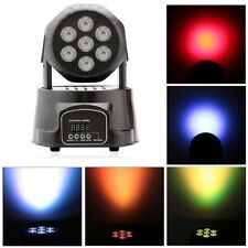 70W 4 In 1 LED RGBW DMX Moving Head Stage Lighting Light Lamp For Pub KTV Party