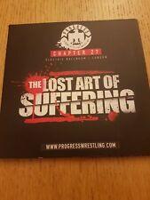 PROGRESS Wrestling Chapter 27 DVD NXT UK AEW ROH NJPW WWE