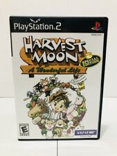 Harvest Moon: A Wonderful Life - Special Edition - Playstation 2 - PS2