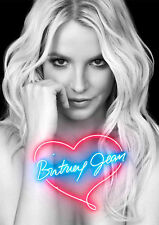 BRITNEY SPEARS POSTER PRINT A4 260GSM