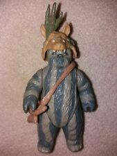 Teebo ewok Star Wars vintage figura de acción SW esb ROTJ last 17