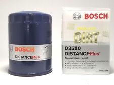 BOSCH D3510 Distance Plus Oil Filter - Holds 300% More Dirt