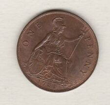 More details for 1931 george v penny in near mint condition