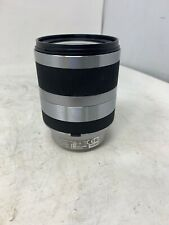 Broken | Sony 18-200mm f/3.5-6.3 OSS LE E-mount Lens SEL18200 FOR PARTS MW
