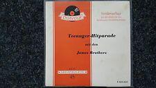 James Brothers (Peter Kraus) - Teenager-Hitparade (Cowboy-Billy) 7'' EP Single