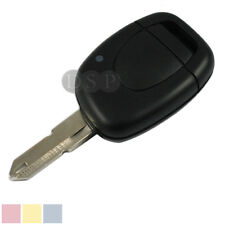 Remote Key Shell fit for RENAULT Twingo Clio Kangoo Master 1 Button Fob Case