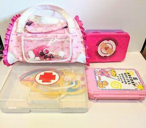 Barbie Fisher Price Doc McStuffins Doctors Play Sets Hospital Dr Kids Girls Boys