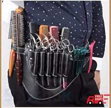Hairdressing Holster Pouch Scissors Bag Clips Shears Shear Bags Tool Holder Belt
