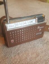 Vintage National Panasonic 8 transistor radio