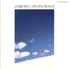Chris Rea CD On The Beach - Germany (M/EX+)