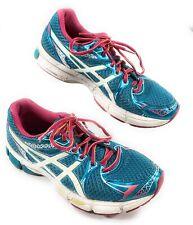 ASICS Gel Assault 2 Running Shoes Sneakers T4B6N Emerald White Pink Women's 9.5