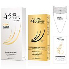 long4Lashes FX5 Power Formula Wimpernserum 3ml + Mascara 10ml + Schablone/Probe