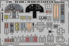 Eduard Zoom FE620 1/48 Canadair CF-5A/CF-116 Kinetic