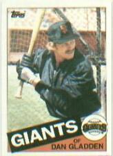 Donruss Original Single Modern (1981-Now) Baseball Cards