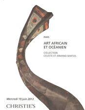 Christie's Paris Arts Africain et Océanien 2013  HB