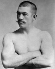1882 Boxing Heavyweight JOHN L SULLIVAN Glossy 8x10 Photo Boxing Print Portrait