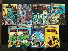 Doomsday +1 - 9 Comic Lot, #s 1,2,8,8,9,10,10,11,12,(Pre 1979,Charlton)