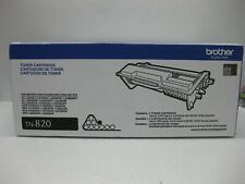 Brother Toner New Genuine TN-820 *** FLAWED BOX *** SHIPS OVERBOXED ***