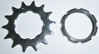 14 TOOTH STEEL WITH THREAD ON LOCK RING BICYCLE SPROCKET BIKE PARTS CBP866