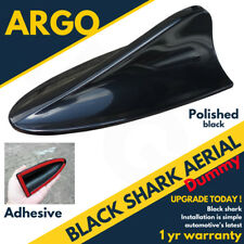 Black Shark Fin Dummy Imitation Replica Aerial Decorative Spoiler Antenna Mast