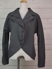 FINAL REDUCTION.VICTORIAN STYLE RIDING JACKET BY BOHEMIA OF SWEDEN, SIZE M ,