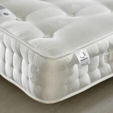 Happy Beds Mattress 4ft6 Double Organic 2000 Pocket Sprung Bedroom Furniture New