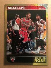 2014-15 Hoops Gold #15 Derrick Rose Basketball Card