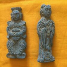 antique   Bronze figures in ancient Chinese antiques collection