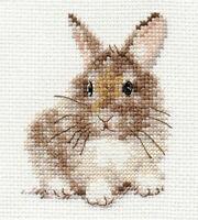 Counted Cross Stitch Kit ALISA - RABBIT