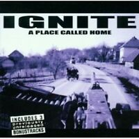 """IGNITE """"A PLACE CALLED HOME"""" CD NEUWARE"""