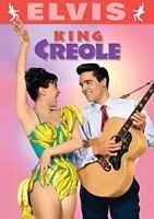 King Creole Elvis Presley DVD PG Region 1 New