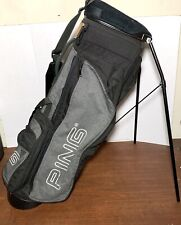 Ping Hoofer Golf Stand Cary Bag Vintage Old School